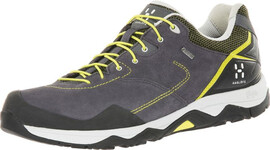 ROC CLAW GT MEN - Trekkinghalbschuh - true black/rock